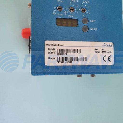 MKS DLTNA3-32099 DELTA III FLOW RATIO CONTROLLER N2 2000 SCCM