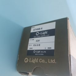 QLIGHT ST45B-4 SIGNAL TOWER LIGHTS DC24V RAGB