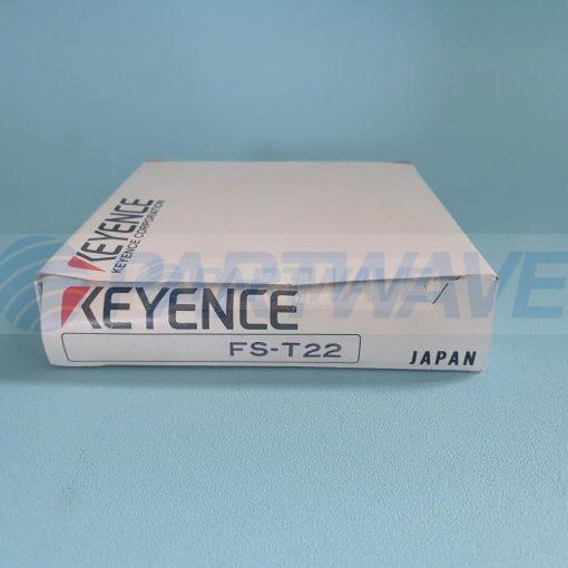 KEYENCE FS-T22 FIBER PHOTOELECTRIC SENSOR