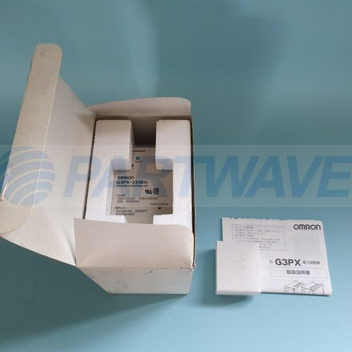 OMRON G3PX-220EH POWER CONTROLLER