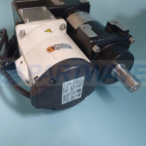 PANASONIC MQMA042P1B MOTOR W/ DAIFUKU GEARD MT-7.2-8.9-004