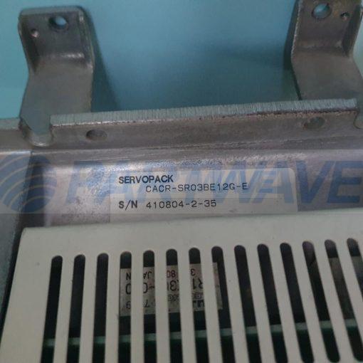 YASKAWA CACR-SR03BE12G-E SERVO PACK