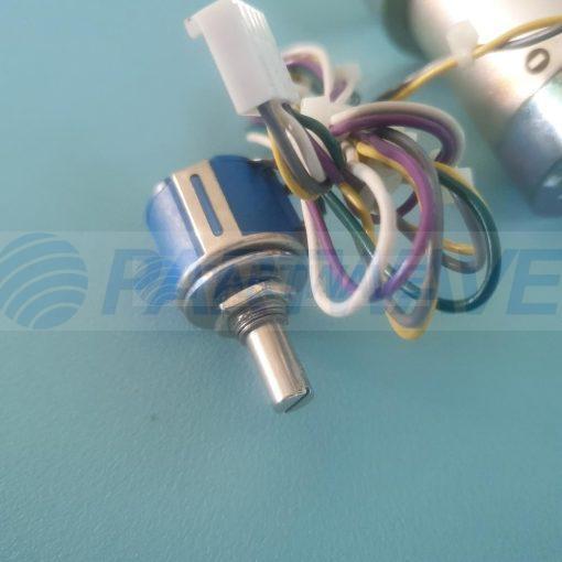 PITTMAN GM9433L011-R1 AMETEK DC GEAR MOTOR 12V 38.3:1 RATIO