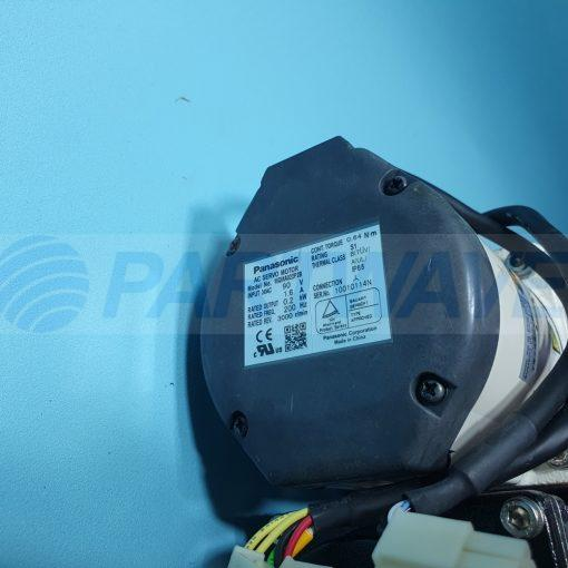 PANASONIC MQMA022P2B SERVO MOTOR W/ FUJI HENSOKUKI MT-7.2-4.4-002