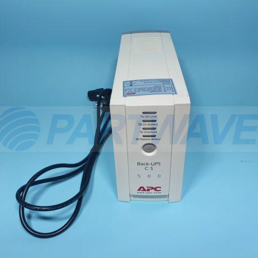 APC BK500EI BACK-UPS CS 500 W/ POWER CABLE